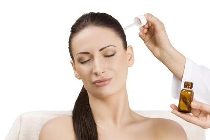 Лікування волосся олією оливи