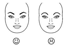 Створюємо красиву форму брів для кругленького обличчя 3