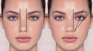 Створюємо красиву форму брів для кругленького обличчя 4