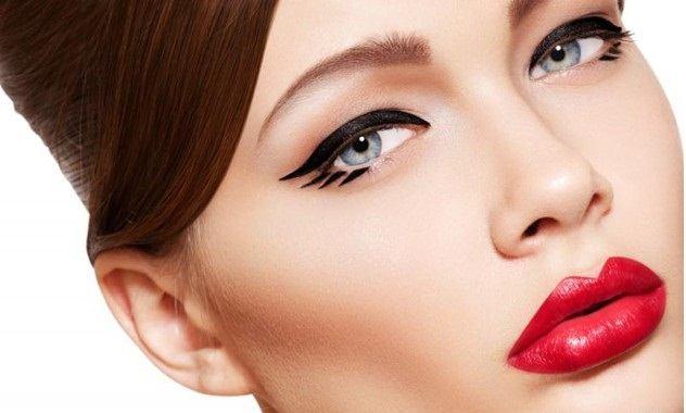 макіяж для вузьких очей