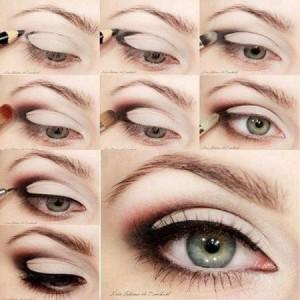 Макіяж для очей з навислою повікою 3