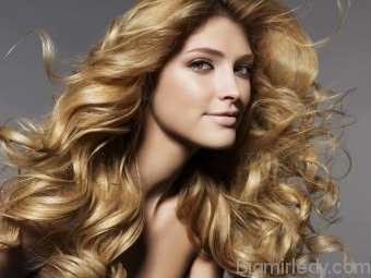 Пісочний колір волосся як досягти і зберегти надовго