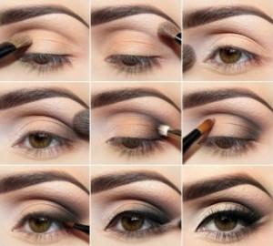 Правильний макіяж для вузьких і маленьких очей розкриває секрети виразний погляд 1