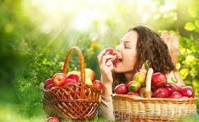 Використовуємо яблука для схуднення