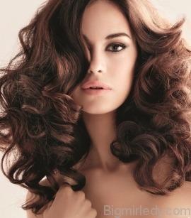Як накрутити волосся випрямлячем