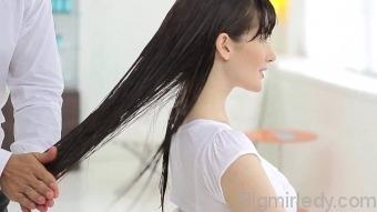 Який буває і як застосовувати незмивний крем для укладання волосся