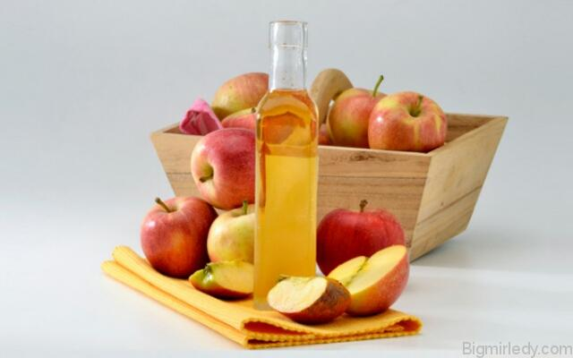 рецепт яблучного оцту