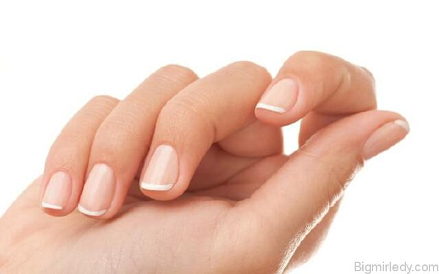 як зміцнити нігті