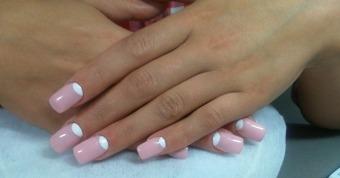 Ламінування нігтів