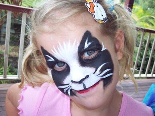 Робимо макіяж на Хеллоуїн для дітей 1