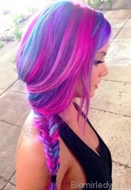 Тимчасова фарба для волосся