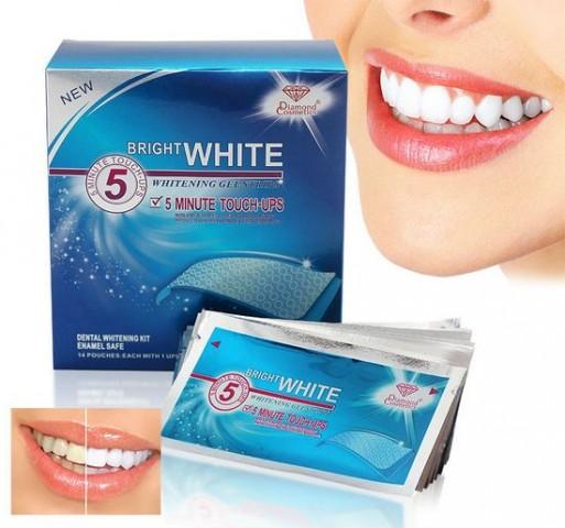 Відбілюючі смужки для зубів