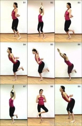 Вправи слов'янської гімнастики 1