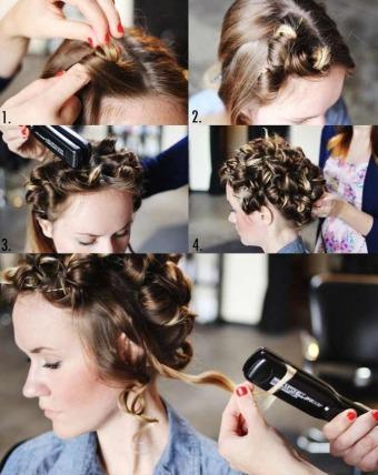Як накрутити волосся утюжком правила бездоганного укладання 2