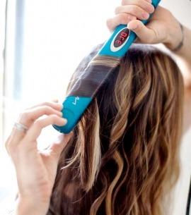 накрутити волосся утюжком