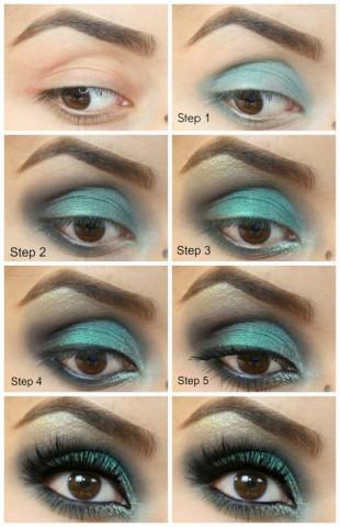 Як правильно робити макіяж очей поради спеціалістів 1