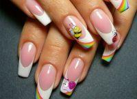 Дизайн нігтів гелевих створення модного дизайну 4