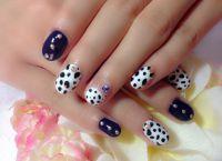 Дизайн нігтів гелевих створення модного дизайну 5