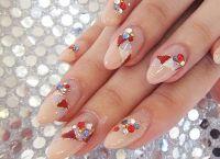 Дизайн нігтів гелевих створення модного дизайну 6