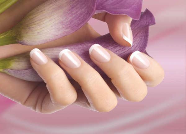 Французький манікюр нігтів форма і актуальні види 1