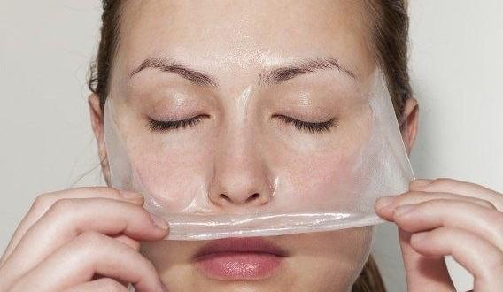 Маска з желатину: ефективний догляд за обличчям