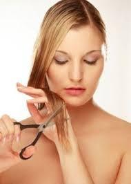 Маски для сухих кінчиків волосся приготовані вдома