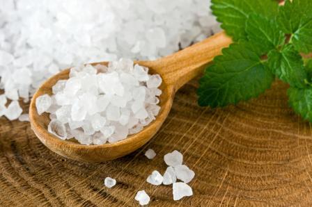 Морська сіль від прищів - засіб, який діє