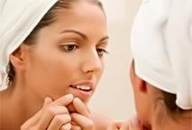 Прищі на обличчі вилікувати – ефективно