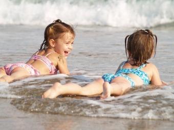 Сонячна алергія у дітей - як боротися