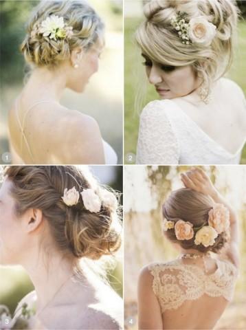 Весільні зачіски як зробити самостійно 1