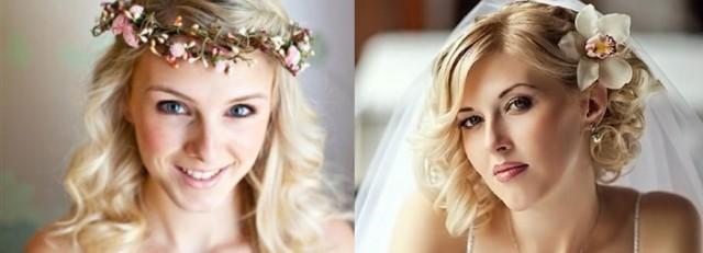 Весільні зачіски як зробити самостійно 12