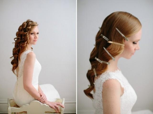 Весільні зачіски як зробити самостійно 3