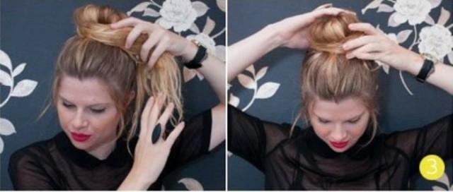 Весільні зачіски як зробити самостійно 5