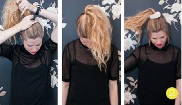 Весільні зачіски як зробити самостійно 6