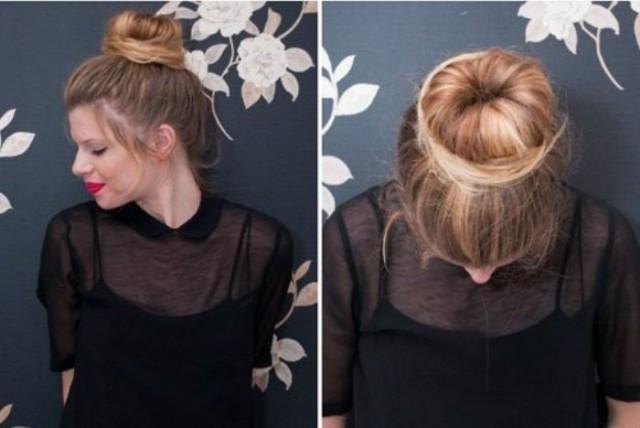 Весільні зачіски як зробити самостійно 7