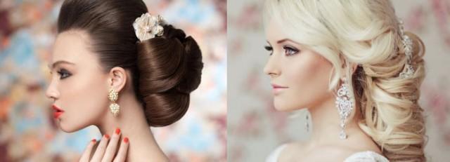 Весільні зачіски як зробити самостійно 8