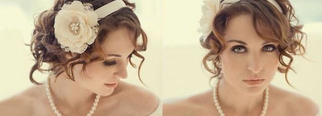Весільні зачіски як зробити самостійно 9