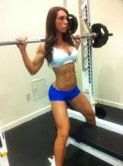 Як накачати м'язи дівчині самостійно та ефективно