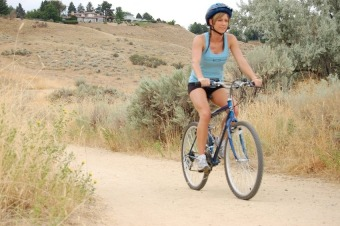 Їзда на велосипеді для схуднення-ефективність