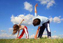 Ранкова гімнастика для дітей двох і трьох років