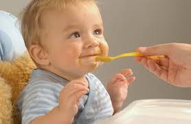 Раціон харчування дитини в рік - меню