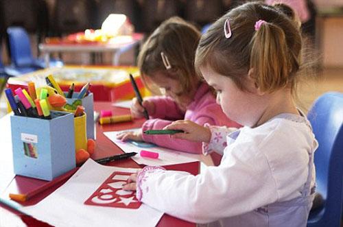 Заняття з малювання - розвиток дитини