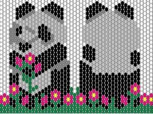 Бісероплетіння схеми - способи створення картин 8
