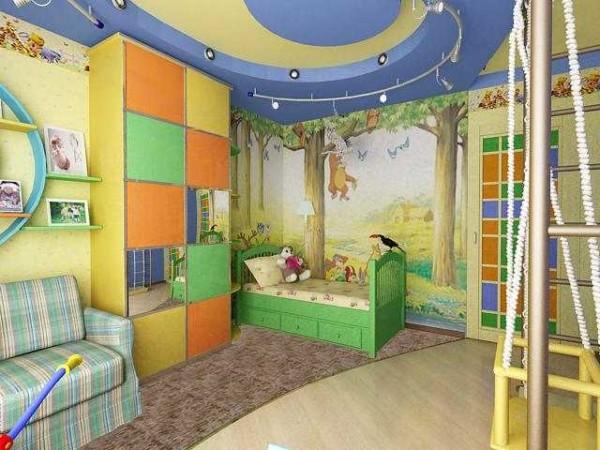 Дитяча кімната - розробляємо дизайн самостійно 4
