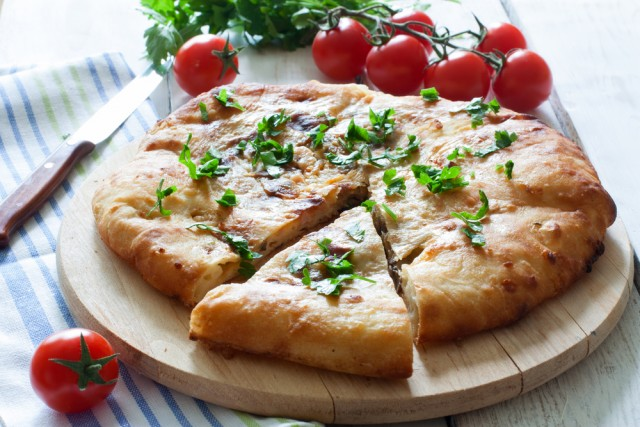 Хачапурі рецепт з сиром