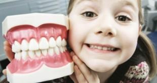На здоров'я дітей вплив зубного скреготу