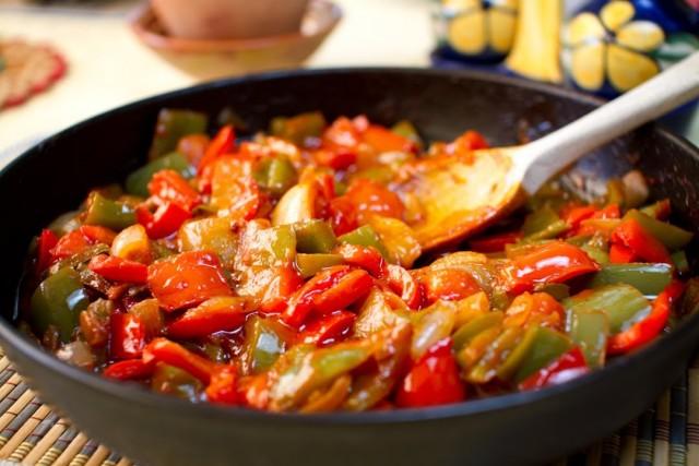 Овочеве рагу рецепт – пісто (іспанська страва)