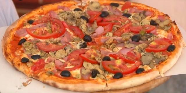Рецепт піца італійська – спосіб приготування