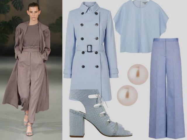 Штани жіночі з високою талією - 3 модних образи 3