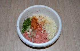 Тефтелі з рисом запечені в рукаві 1